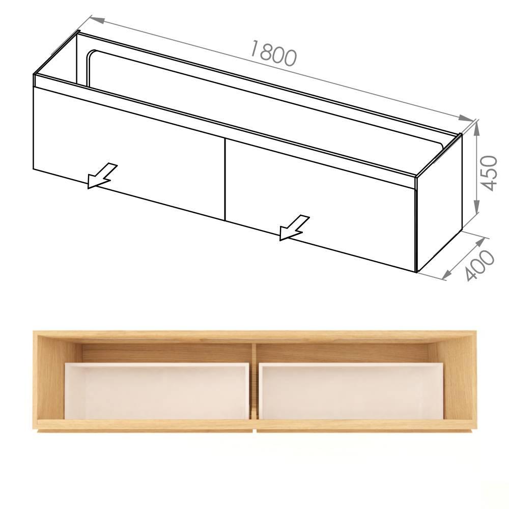 Simple 180x40x45 DD