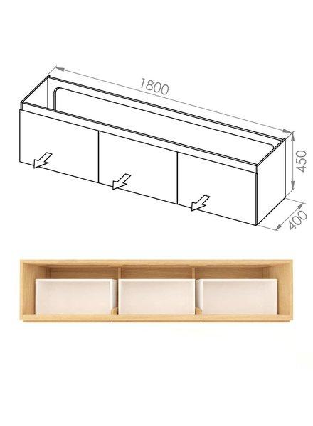 Simple 180x40x45 DDD