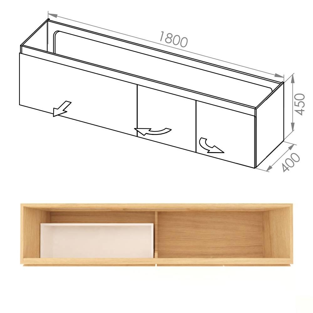 Simple 180x40x45 DLR