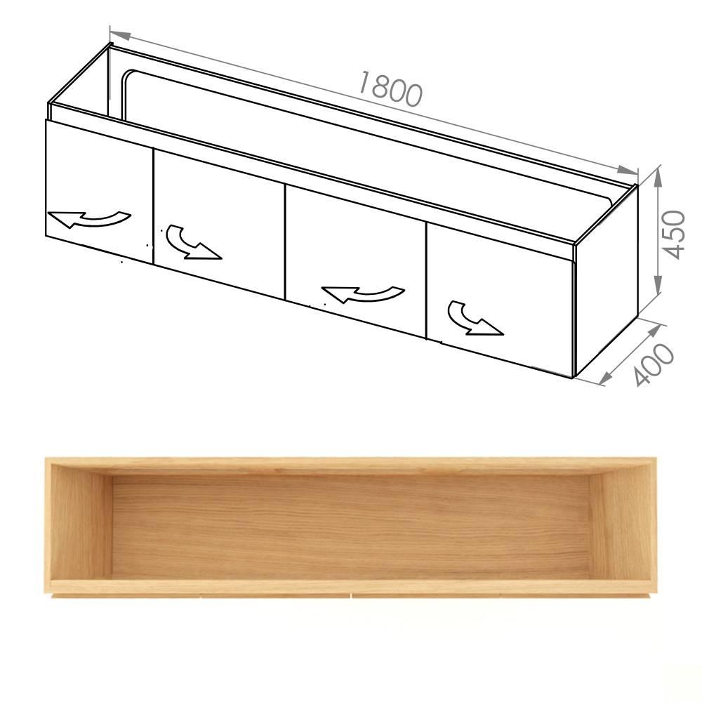 Simple 180x40x45 LRLR