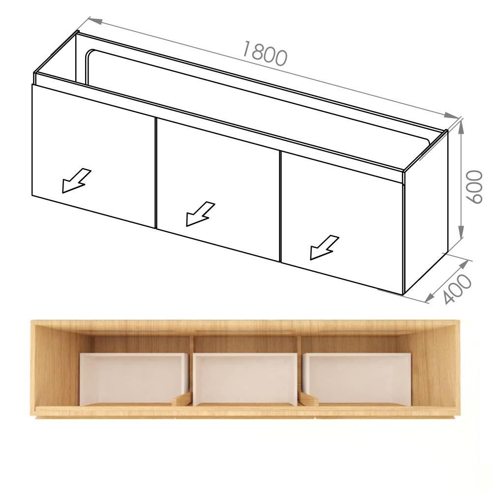 Simple 180x40x60 DDD