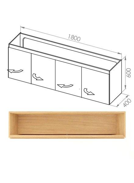 Simple 180x40x60 LRLR