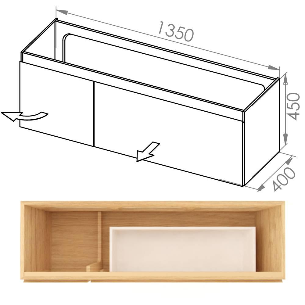 Simple 135x40x45 LD