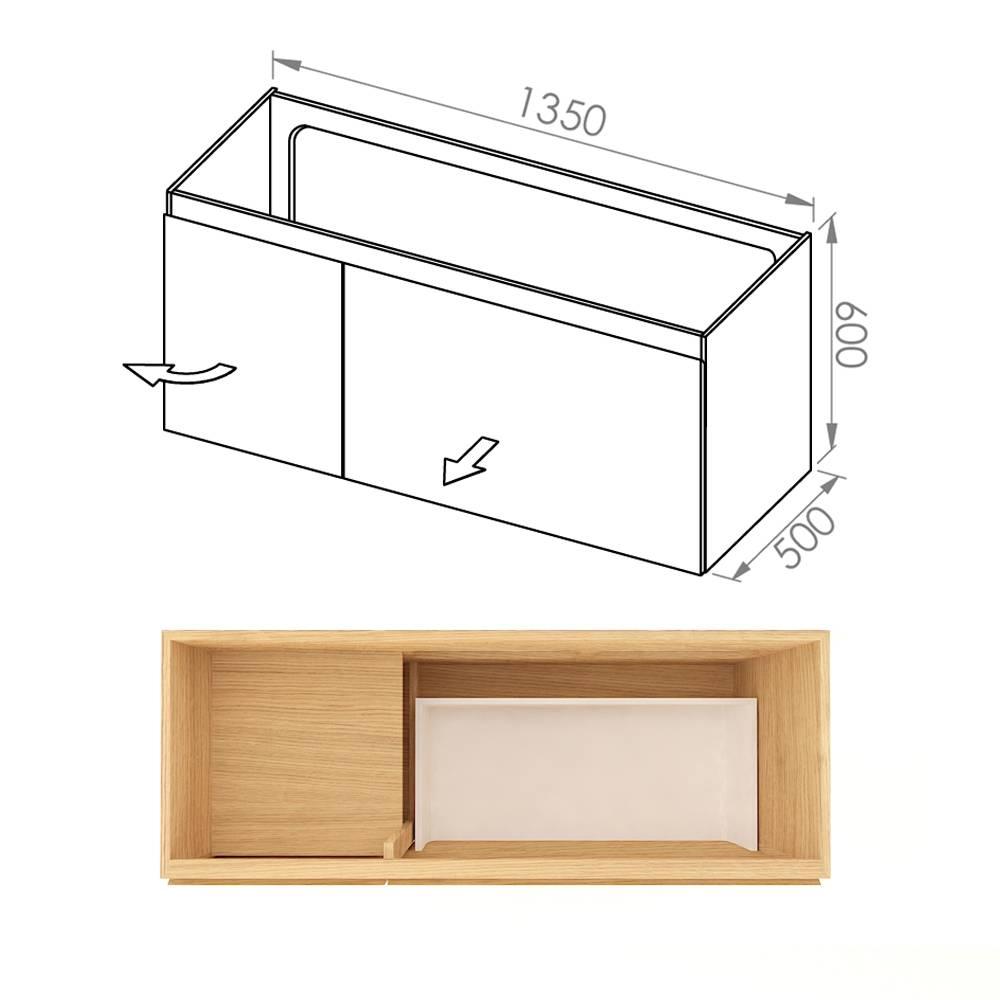 Simple 135x50x60 LD