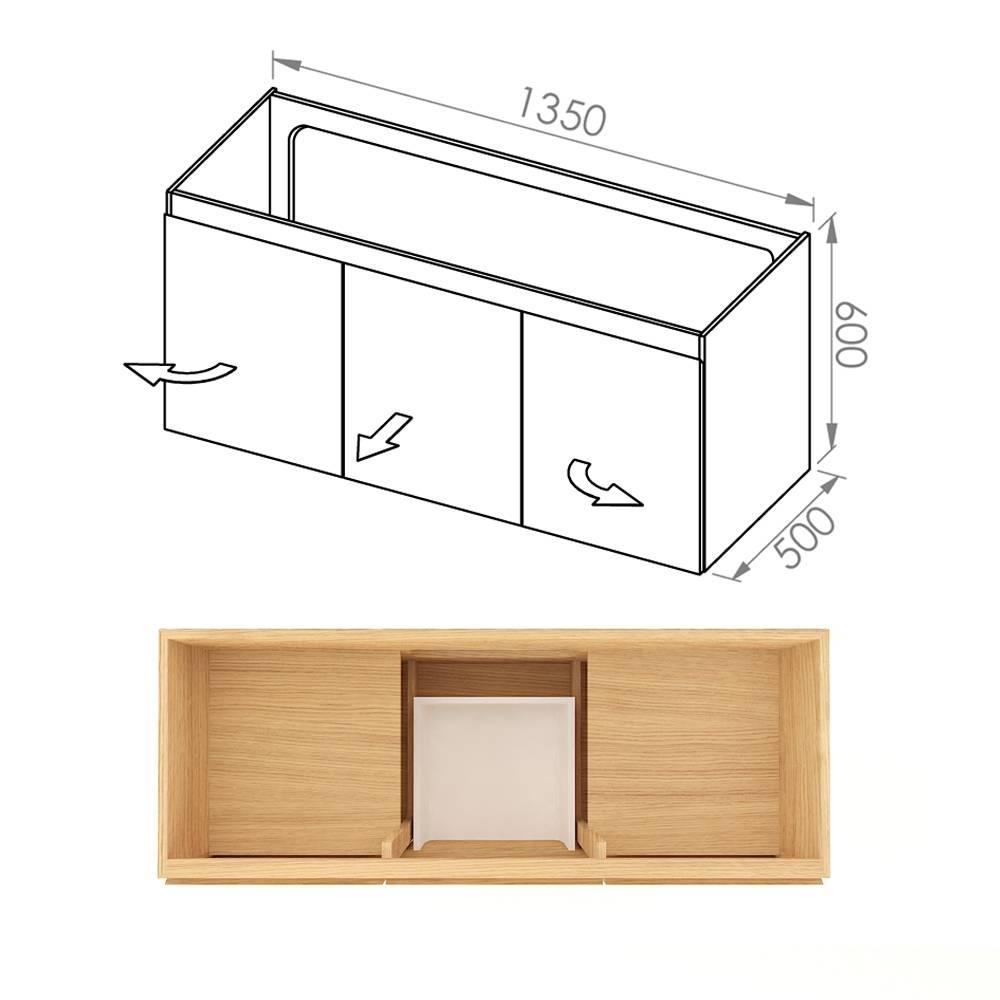 Simple 135x50x60 LDR