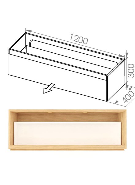 Simple 120x40x30 D