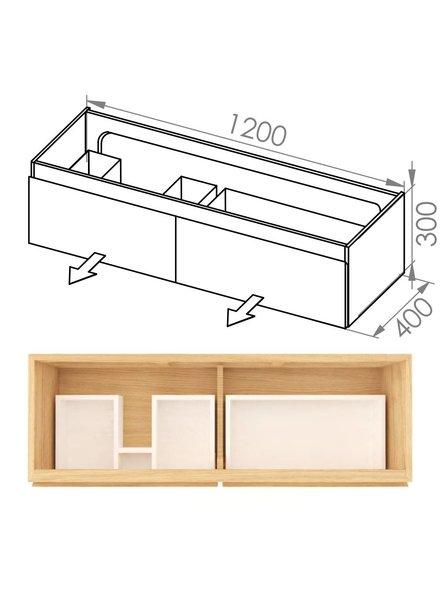 Simple 120x40x30 UDD