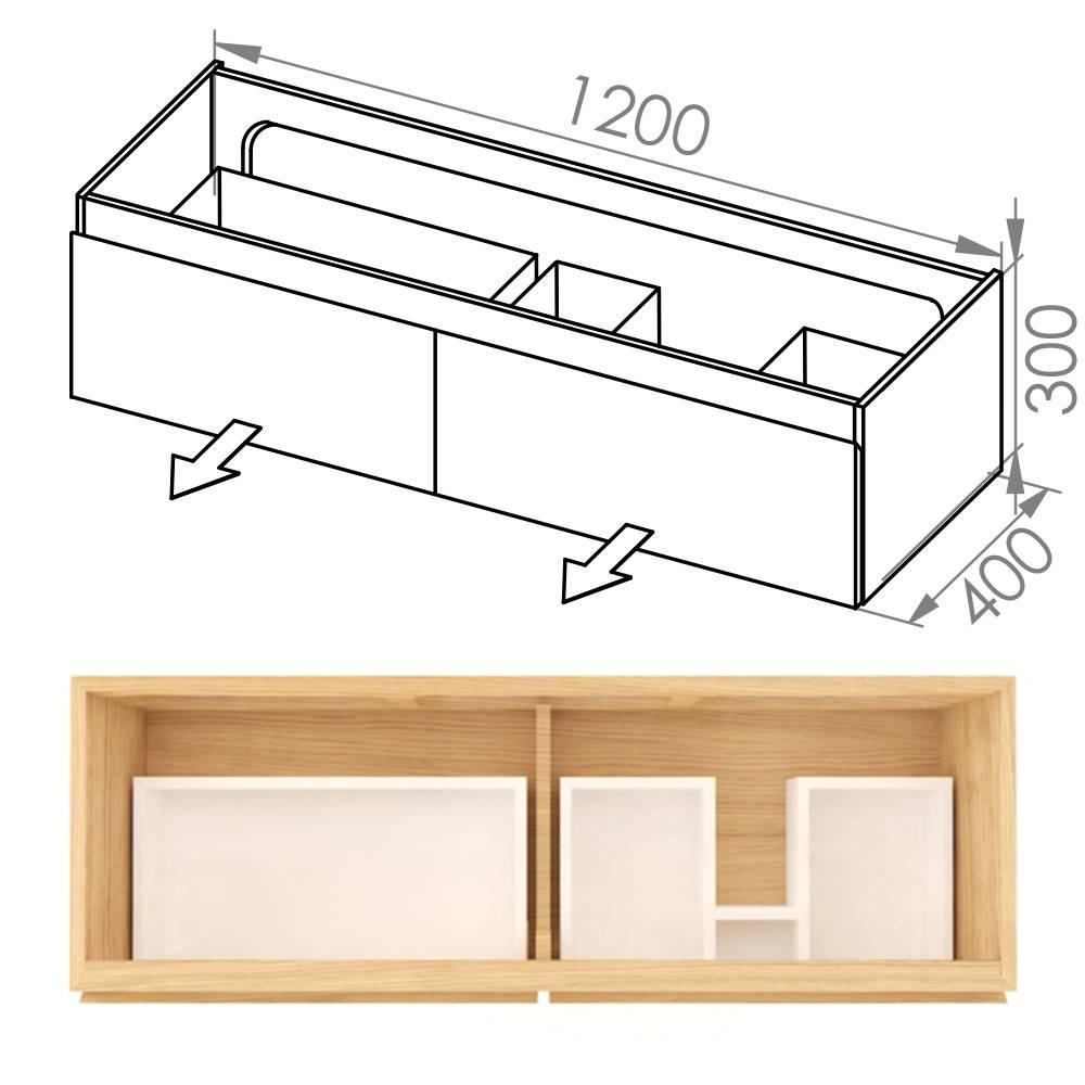 Simple 120x40x30 DUD