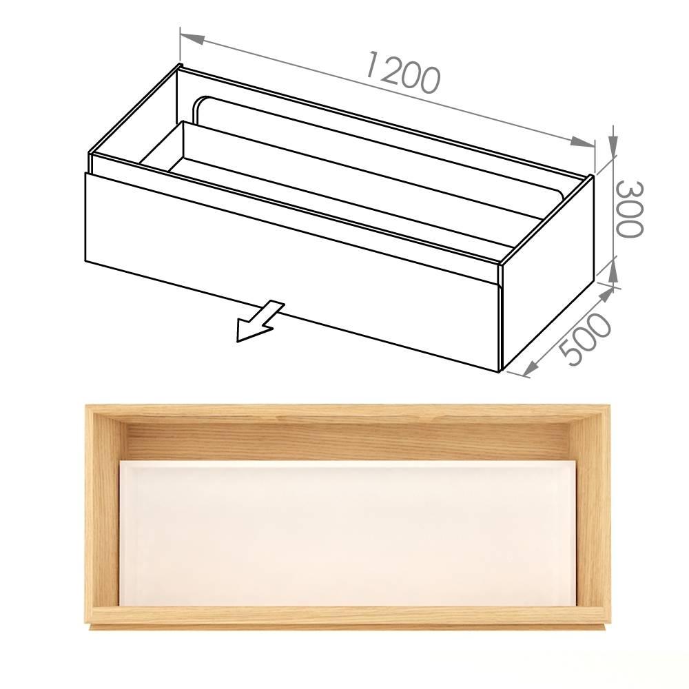 Simple 120x50x30 D