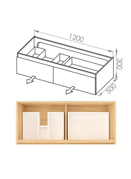 Simple 120x50x30 UDD