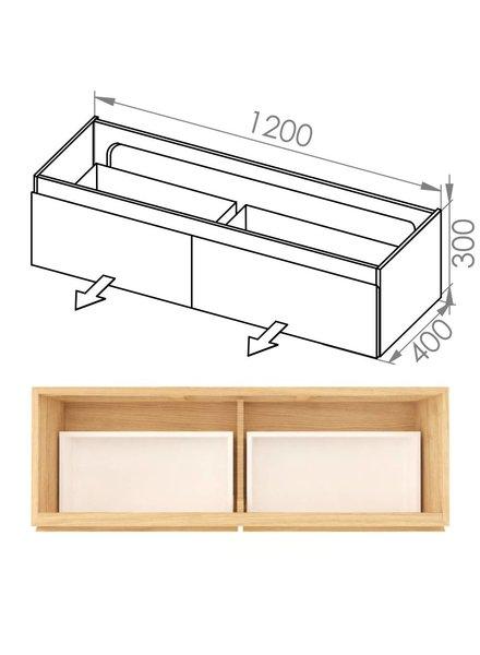Simple 120x40x30 DD