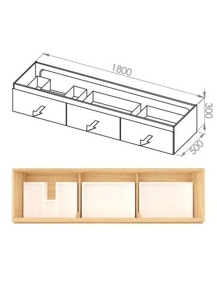 Simple 180x50x30 UDDD