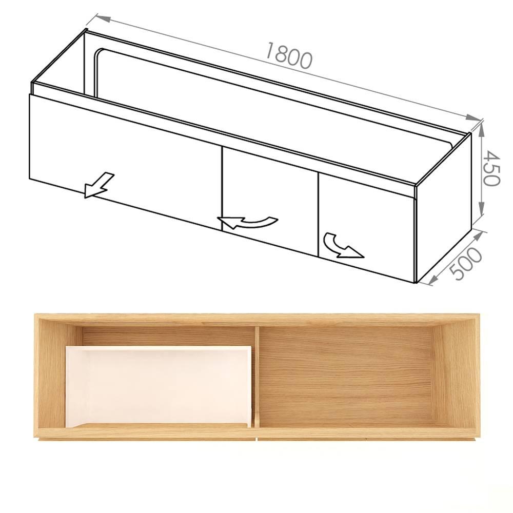 Simple 180x50x45 DLR