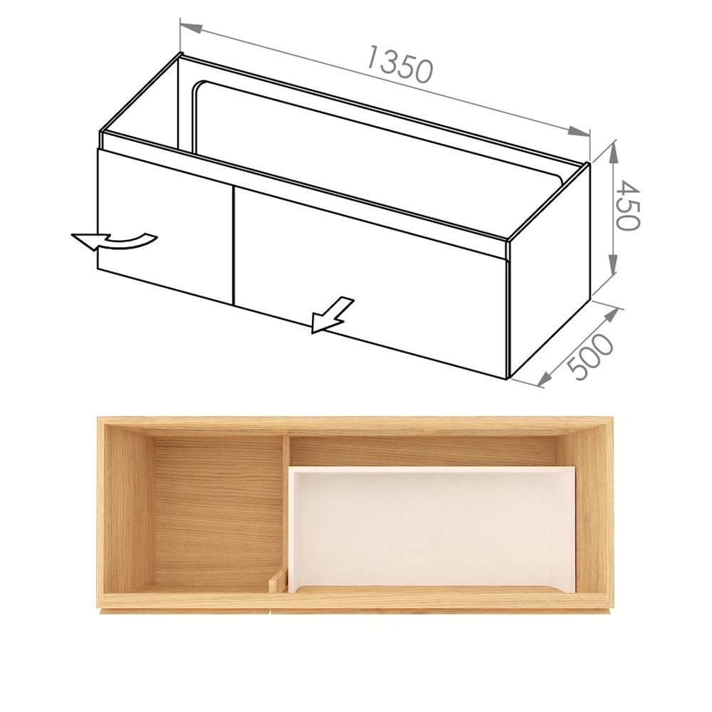 Simple 135x50x45 LD
