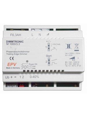 EPV Phasenabschnittdimmer DIMMTRONIC M1000/3.3