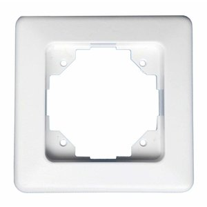Cover frame for wall-mounted motion sensors