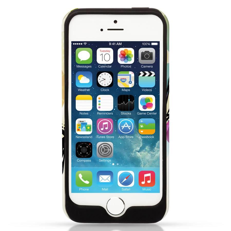 hoesje iphone 5 met eigen foto