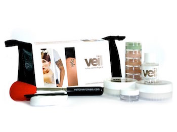Tattoo Kit Veil Cover Cream