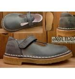 Jolins Schuhe Cila jeans/petrol  Gr. 21 Innenmass 13,3 cm      statt 79Euro