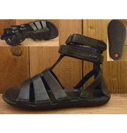 Kickers Schuhe Roemersandale Peplum schwarz 25  Innenmass 14,8 cm       statt 69Euro