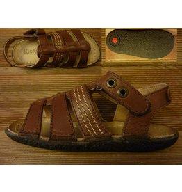 Kickers Schuhe Pepito marron 33 Innenmass 19,8cm statt 65Euro