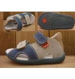 Kickers Schuhe Sandale Boan hellblau/bleu Gr. 24  Innenmass 14,6 cm statt 66Euro