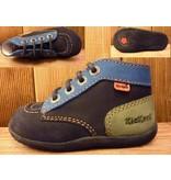 Kickers Schuhe Bonbon marine Gr.20 Innenmass 11,8 cm statt 67Euro