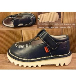 Kickers Schuhe Kick out marine Gr.21 Innenmass 13,0 cm