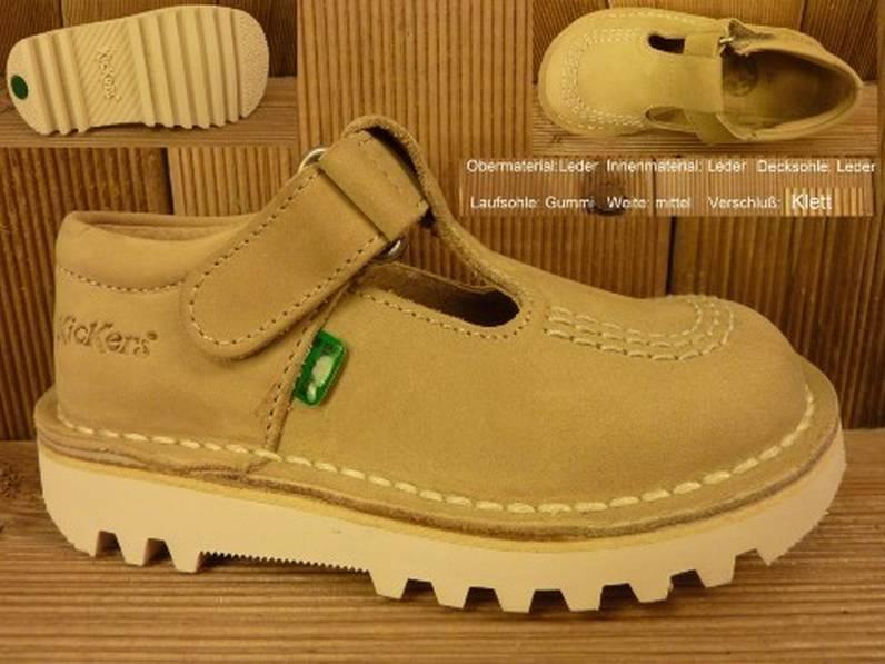 Kickers Schuhe Kick out usa Gr.27 Innenmass 17,3 cm statt 65Euro