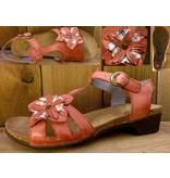 Kickers Schuhe Casual koralle/rouge Gr. 39 statt 95Euro