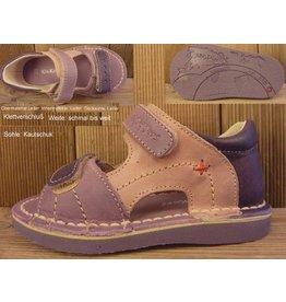 Kickers Schuhe Maedchensandale Wooping violet Gr. 34 Innenmass 22,0 cm statt 65Euro
