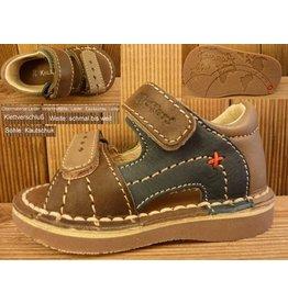 Kickers Schuhe Wooping marron Gr. 20  Innenmass 12,7 cm       statt 65Euro