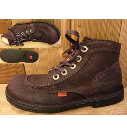 Kickers Schuhe Schuhe Boots Legendok aubergine/bord Gr. 36