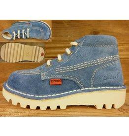 Kickers Schuhe Rallye jeansblau /bleu Gr. 28 Innenmass 17,8 cm