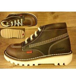 Kickers Schuhe Rallye marron/darkbrown Gr. 31 Innenmass 19,9 cm