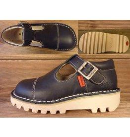 Kickers Schuhe Kick Bello marine Gr.34 Innenmass 22,0  cm statt 69Euro