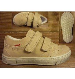 Froddo Kinderschuhe Ledersneaker beige Budapester Gr.31   Innenmass 19,3 cm statt 69Euro