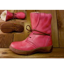 Double You Schuhe by Dessy Kinderstiefel pink/fuchsia Gr.31 Innenmass 19,3 cm Wollwarmfutter