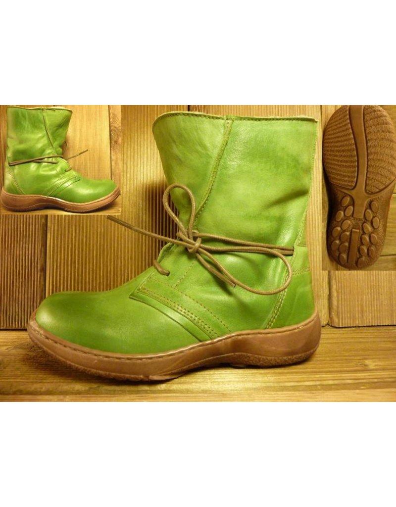 Double You Schuhe by Dessy Kinderstiefel gruen/hierba Gr.30 Innenmass 17,8 cm Wollwarmfutter