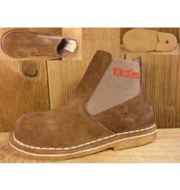 Kickers Schuhe Reknox beige Gr. 24 Innenmass 15,0 cm