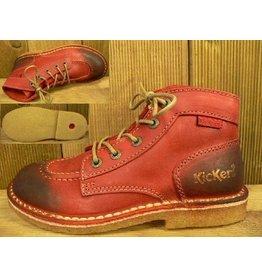 Kickers Schuhe Legend bordeaux  Gr. 28  Innenmass 18,3 cm statt 99Euro