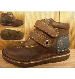 Kickers Schuhe Worker marron  Gr. 33  Innenmass 20,8  cm