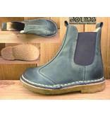 Jolins Schuhe CAL jeans/petrol Gr. 28 Innenmass 17,8 cm Boots Unisex blau