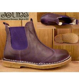 Jolins Schuhe Kinderboots CAL lila/purple Gr. 24 Innenmass 15,5 cm