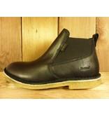 Kickers Schuhe Boots Knox2 schwarz mit echter Kreppsohle Schlupfform