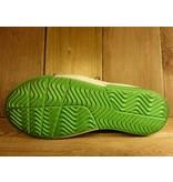 Richter Kinderschuhe Kinderschuhe wasserdichter Sportschuh braun grün Gr. 31 Innenmass 19,7 cm mit Reissverschluss