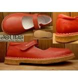 Jolins Schuhe Celia rot/red pflanzlich gegerbt auch für Einlagen