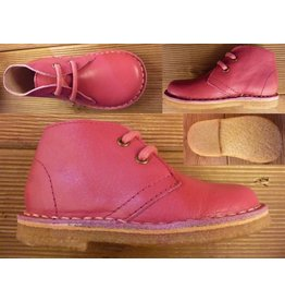 Jolins Schuhe KOEL fuchsia Gr. 21 Innenmass 13,6 cm zum Schnüren