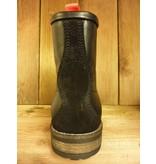 AMBITIOUS Schuhe Schuhe nicht nur für Herren zum Schnüren schwarz  mit Profilsohle und Warmfutter