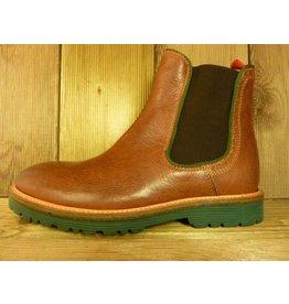 AMBITIOUS Schuhe Boots zum Schlüpfen haselnussbraun  Herrenschuhe in Chelseaform